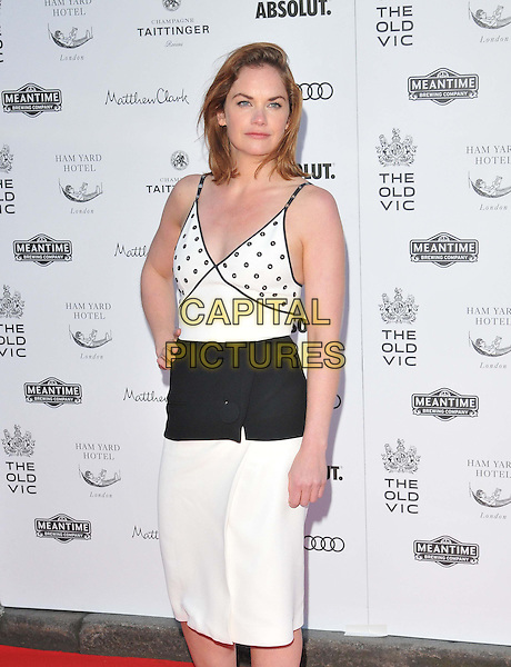 LONDON, ENGLAND - APRIL 19: Ruth Wilson attends the Gala Celebration in Honour of Kevin Spacey, The Old Vic theatre, The Cut, on Sunday April 19, 2015 in London, England, UK. <br /> CAP/CAN<br /> &copy;Can Nguyen/Capital Pictures