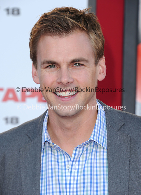 Tommy Dewey attends The L.A. Premiere of Sex Tape held at The Regency Village Theatre  in Westwood, California on July 10,2014                                                                               © 2014 Hollywood Press Agency