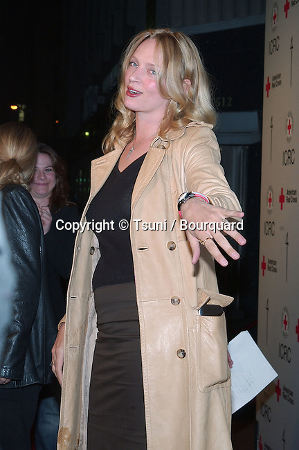 "Uma Thurman arriving at the Michel comte auction to benefit "" People and Place with No Name "" in assocoation with the International Red Cross at the Ace Gallery in Los Angeles. March 19, 2002.            -            ThurmanUma04.jpg"