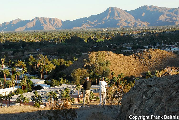 Hiking Rancho Mirage