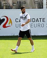 Marvin Plattenhardt (Deutschland Germany) - 01.06.2018: Training der Deutschen Nationalmannschaft zur WM-Vorbereitung in der Sportzone Rungg in Eppan/Südtirol