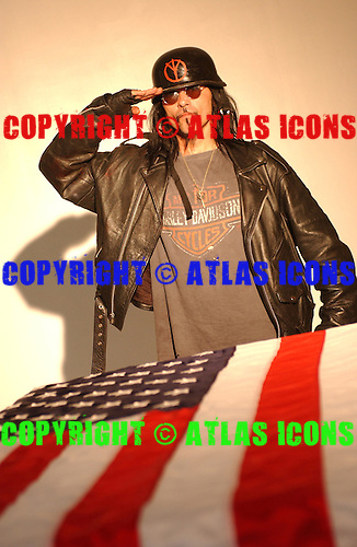 AL JOURGENSEN: MINISTRY: Studio: Portrait : Session:.New York City, 2006.Photo Credit: Eddie Malluk/Atlas Icons.com