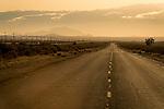 Along old SR 58 west of Boron, Calif.<br /> <br /> (vast desert highway)