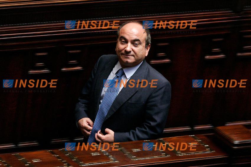 domenico scilipoti al voto..Roma 14/10/2011 Camera. Voto di fiducia sul Governo...Photo Samantha Zucchi Insidefoto