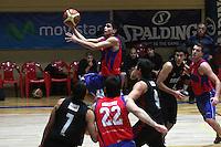 Libcentro 2013 UC vs Sabuesos