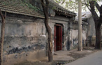 China, Peking, Hutong