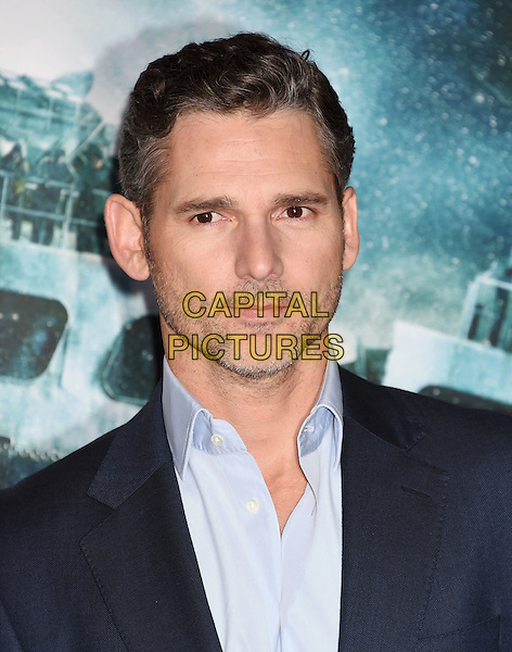 HOLLYWOOD, CA - JANUARY 25: Actor Eric Bana arrives at the Premiere Of Disney's 'The Finest Hours' at TCL Chinese Theatre on January 25, 2016 in Hollywood, California.
