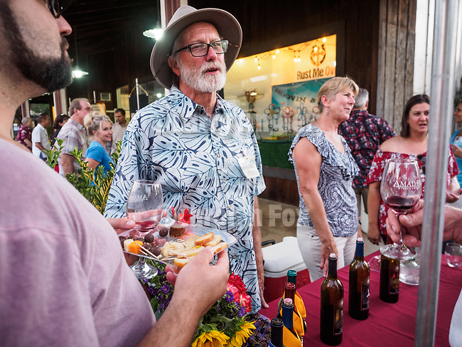 Wine tasting at the 79th Amador County Fair, Plymouth, Calif.<br /> <br /> <br /> #AmadorCountyFair, #PlymouthCalifornia,<br /> #TourAmador, #VisitAmador, #AmadorWineGrapeGrowers, #AmadorWines