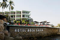Grupo Habita's most recent hotel Boca Chica in Acapulco, Guerrero, Mexico