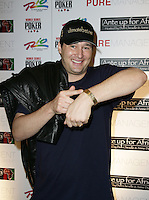 PHIL HELLMUTH.The Ante Up for Africa Celebrity Poker Tournament at the Rio Resort Hotel and Casino, Las Vegas, Nevada, USA..July 2nd, 2009.half length black top baseball cap hat gold bracelet  .CAP/ADM/MJT.© MJT/AdMedia/Capital Pictures