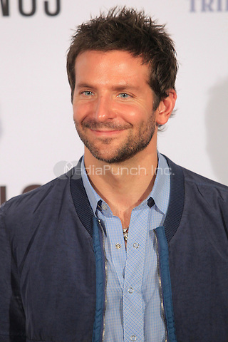 Bradley cooper attends the The Place Beyond the Pines photocall at Santo Mauro hotel in Madrid, Spain. 04.09.2013 <br /> C. Kasady/insight media /MediaPunch Inc. ***FOR USA ONLY***