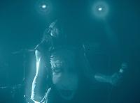 HORROR Music Gig at The Underworld, Camden, England on 21 June 2017. Photo by Andrew Aleksiejczuk.