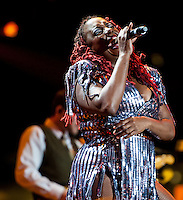 Ledisi performs at Essence Festival 2012 in New Orleans, LA on July 7, 2012.  © HIGH ISO Music, LLC / Retna, Ltd.