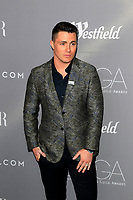LOS ANGELES - FEB 20:  Colton Haynes at the 20th Costume Designers Guild Awards at the Beverly Hilton Hotel on February 20, 2018 in Beverly Hills, CA