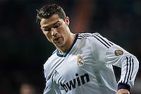 Cristiano Ronaldo attack