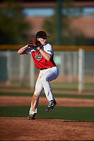 Mac McCommons during the Under Armour All-America Tournament powered by Baseball Factory on January 19, 2020 at Sloan Park in Mesa, Arizona.  (Zachary Lucy/Four Seam Images)