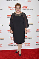 BEVERLY HILLS, CA - FEBRUARY 04: CEO of AARP Jo Ann Jenkins attends the 18th Annual AARP The Magazine's Movies For Grownups Awards at the Beverly Wilshire Four Seasons Hotel on February 04, 2019 in Beverly Hills, California.<br /> CAP/ROT/TM<br /> &copy;TM/ROT/Capital Pictures