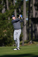Brandt Snedeker (USA) in action at Spyglass Hill during the first round of the AT&T Pro-Am, Pebble Beach Golf Links, Monterey, California, USA. 06/02/2020<br /> Picture: Golffile | Phil Inglis<br /> <br /> <br /> All photo usage must carry mandatory copyright credit (© Golffile | Phil Inglis)