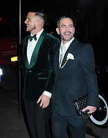 06 April 2019 - New York, New York - Char Defrancesco and Marc Jacobs arriving for the Wedding Reception of Marc Jacobs and Char Defrancesco, held at The Pool. Photo Credit: LJ Fotos/AdMedia