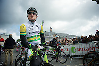 Liege-Bastogne-Liege 2012.98th edition..Simon Gerrans