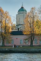 Suomenlinna - Sveaborg
