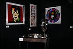 David Bowie , Star Man ,Guy Portelli,Chelsea Art Fair ,King's Road Revolution ,Where Art meets Music ,Chelsea Old Town Hall,