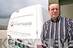 HEALTH FOOD: Henry Bartlett, who has opened a new health food supplies business in Farranfore.   Copyright Kerry's Eye 2008