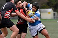 20180905 Hurricanes U15 Rugby - St Patrick's Silverstream v Manukura