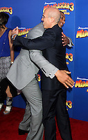 Jeffrey Katzenberg and Will Smith at the NY premiere of Madagascar 3: Europe's Most Wanted at the Ziegfeld Theatre in New York City. June 7, 2012. © RW/MediaPunch Inc. NORTEPHOTO.COM