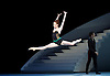 Bolshoi Ballet <br /> The Taming of the Shrew <br /> choreography by Jean-Christophe Maillot <br /> at The Royal Opera House, Covent Garden, London, Great Britain <br /> rehearsal of act 1<br /> 3rd August 2016 <br /> <br /> Ekaterina Krysanova as Katherina<br /> <br /> <br /> Photograph by Elliott Franks <br /> Image licensed to Elliott Franks Photography Services
