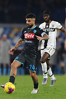 Lorenzo Insigne of Napoli in action<br /> Napoli 14-12-2019 Stadio San Paolo <br /> Football Serie A 2019/2020 <br /> SSC Napoli - Parma Calcio 1913<br /> Photo Cesare Purini / Insidefoto
