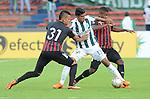 Atlético Nacional y Cúcuta Deportivo se despidieron de la primera fase del Torneo Apertura 2015 con un vibrante empate a 2 goles en el estadio AtanasiO Girardot de Medellín.