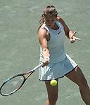 Daria Kasatkina (RUS) defeated Irina-Camelia Begu (ROu) 6-2, 6-1