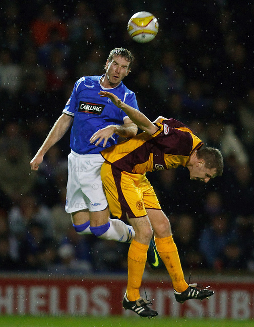 Kirk Broadfoot and Chris Porter