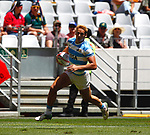 Santiago Mare, Day 1 at Cape Town Stadium duirng the HSBC World Rugby Sevens Series 2017/2018, Cape Town 7s 2017- Photo Martin Seras Lima