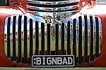 BIGNBAD Chevrolet Grille 01 - BIGNBAD Chevrolet custom car front grille.