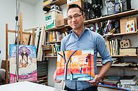 Joseph Park Studio Visit