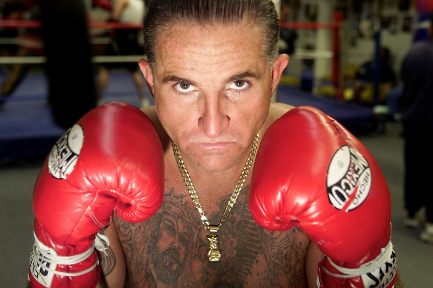 La Habra--La Habra Boxing Club--Joey Torres spent 23 years in prison for killing a man in self defense. He was a promising boxer before his manager pulled a gun on him and he ended up taking his life. Now, Torres will make his professional boxing debut in Anaheim.