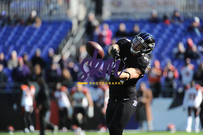 The Baltimore Ravens relied on Justin Tucker yet again, as the offense only managed to find the end zone once in their 19-14win over Cincinnati on Sunday afternoon at M&T Bank Stadium in Baltimore.