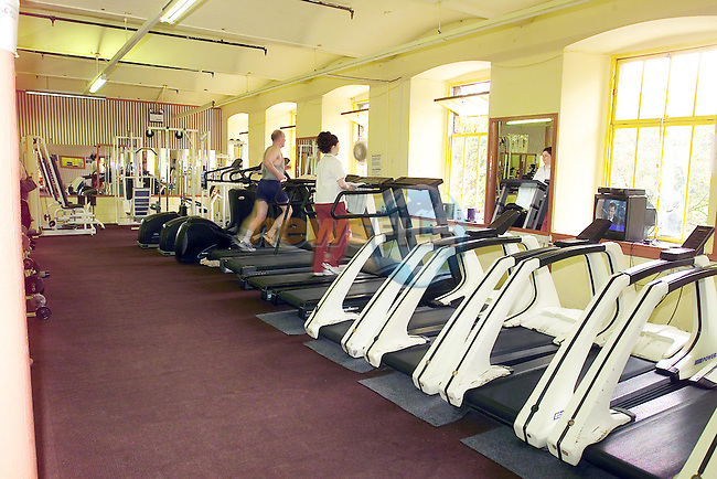 Westgate Fitness 6..Picture Fran Caffrey Newsfile...This Picture is sent to you by:..Newsfile Ltd.The View, Millmount Abbey, Drogheda, Co Louth, Ireland..Tel: +353419871240.Fax: +353419871260.GSM: +353862500958.ISDN: +353419871010.email: pictures@newsfile.ie.www.newsfile.ie