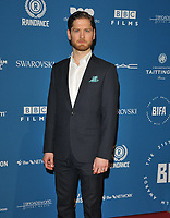 Kyle Soller at the British Independent Film Awards (BIFA) 2018, Old Billingsgate Market, Lower Thames Street, London, England, UK, on Sunday 02 December 2018.<br /> CAP/CAN<br /> &copy;CAN/Capital Pictures