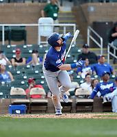Matt Lipka - Los Angeles Dodgers 2020 spring training (Bill Mitchell)