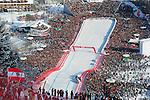 Ski alpin, 71. Hahnenkammrennen in Kitzbuehel