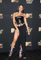 Model/actress Tori Brixx, aka Tori Hughes, at the 2017 MTV Movie &amp; TV Awards at the Shrine Auditorium, Los Angeles, USA 07 May  2017<br /> Picture: Paul Smith/Featureflash/SilverHub 0208 004 5359 sales@silverhubmedia.com