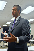 FCC Chairman Ajit Pai Leads Broadband Discussion