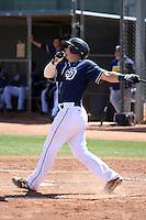 AJ Kennedy / A.J. Kennedy - San Diego Padres 2016 spring training (Bill Mitchell)