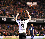 Valencia's  Paco Alcacer  during La Liga match. January 3, 2016. (ALTERPHOTOS/Javier Comos)