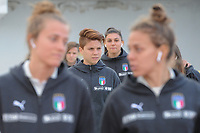 20190306 - LARNACA , CYPRUS : Italian midfielder Emanuela Giugliano pictured during a women's soccer game between Korea DPR and Italy , on Wednesday 6 March 2019 at the GSZ Stadium in Larnaca , Cyprus . This is final of  the Cyprus Womens Cup 2019 , a prestigious women soccer tournament as a preparation on the FIFA Women's World Cup 2019 in France . PHOTO SPORTPIX.BE | STIJN AUDOOREN