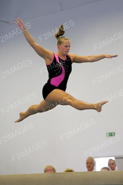 Veteran Gymnastic Championships 1.10.11. New College Leicester.
