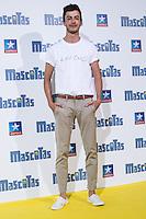Spanish actor Victor Palmero during the premiere of  Mascotas at Kinepolis cinema in Madrid. July 21, 2016. (ALTERPHOTOS/Rodrigo Jimenez) /NORTEPHOTO.COM